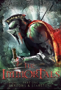 Cover Image of The Immortals: Part One Shadows and Starstone