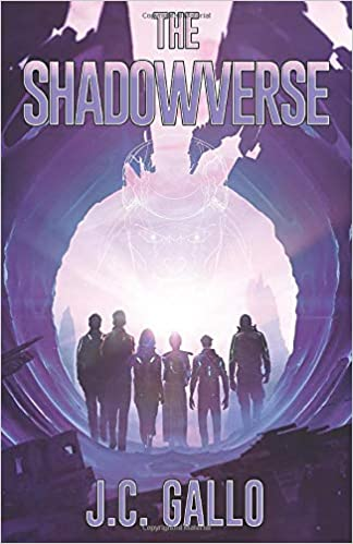 cover art for Shadowverse by JC Gallo