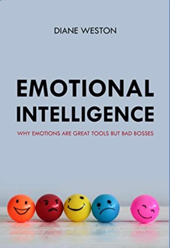 cover art for the book, Emotional Intelligence