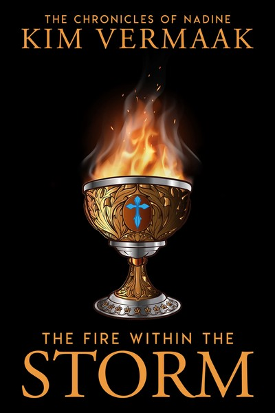 cover image of The Fire Within The Storm